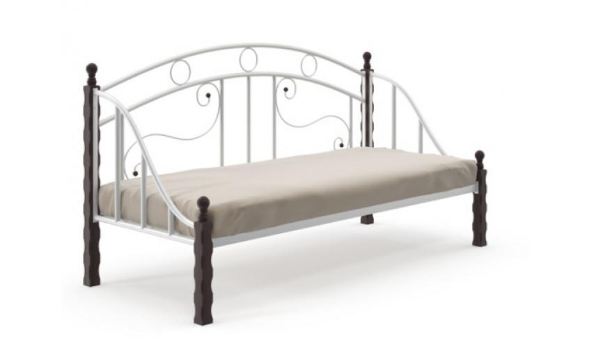 Кровать металлическая Сальса 2