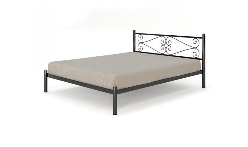 Кровать металлическая Самба