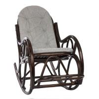Кресло-качалка Classic MI-001 с подушкой