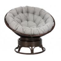 Кресло-качалка Papasan Swivel Rocker с подушкой