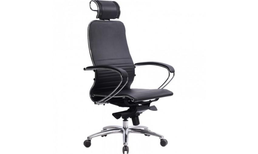Кресло Samurai K-2.03+регулируемый подголовник 3-D