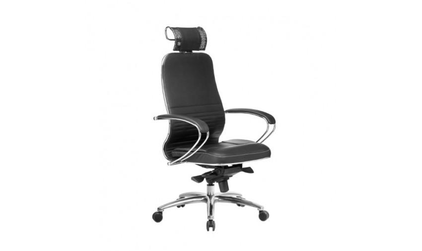 Кресло Samurai KL-2.03 + регулируемый подголовник 3-D
