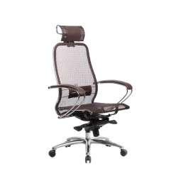 Кресло Samurai S-2.03 + регулируемый подголовник 3-D