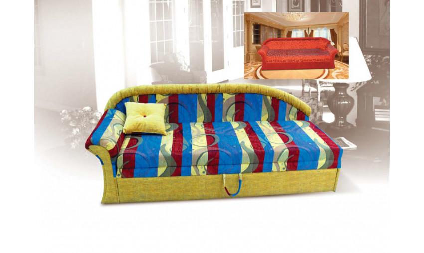 Софа Анжелика-1 двухспальная с 1 подлокотником