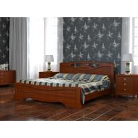Деревянная кровать Елена-3