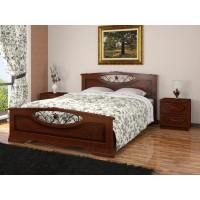 Деревянная кровать Елена-5