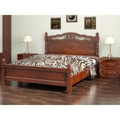 Деревянная кровать Карина-15