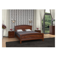 Деревянная кровать Карина-16