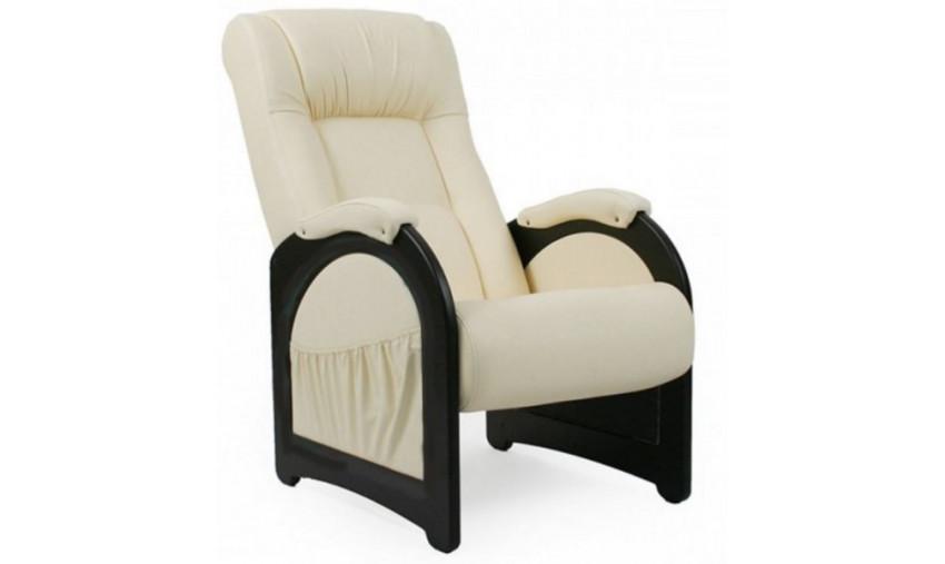 Кресло для отдыха с карманами Модель 43 без лозы
