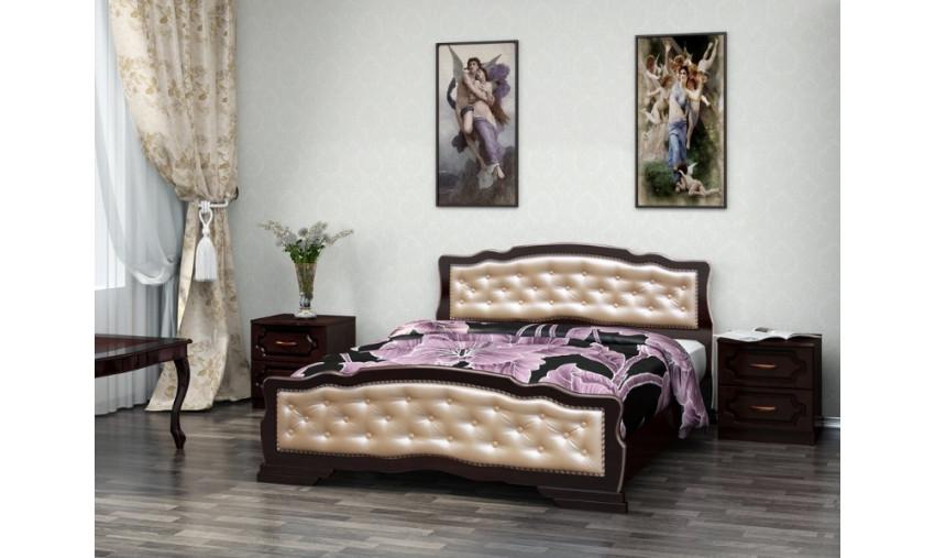 Деревянная кровать Карина-10