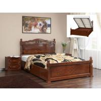 Деревянная кровать Карина-14 с подъемным механизмом