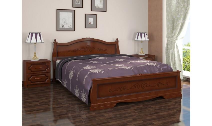Деревянная кровать Карина-2