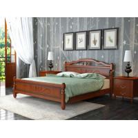 Деревянная кровать Карина-5