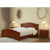 Деревянная кровать Карина-6