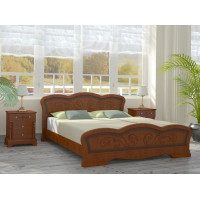 Деревянная кровать Карина-8