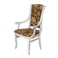 Деревянное кресло Лотос