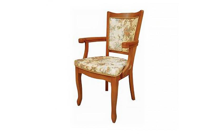 Деревянное кресло Орфей