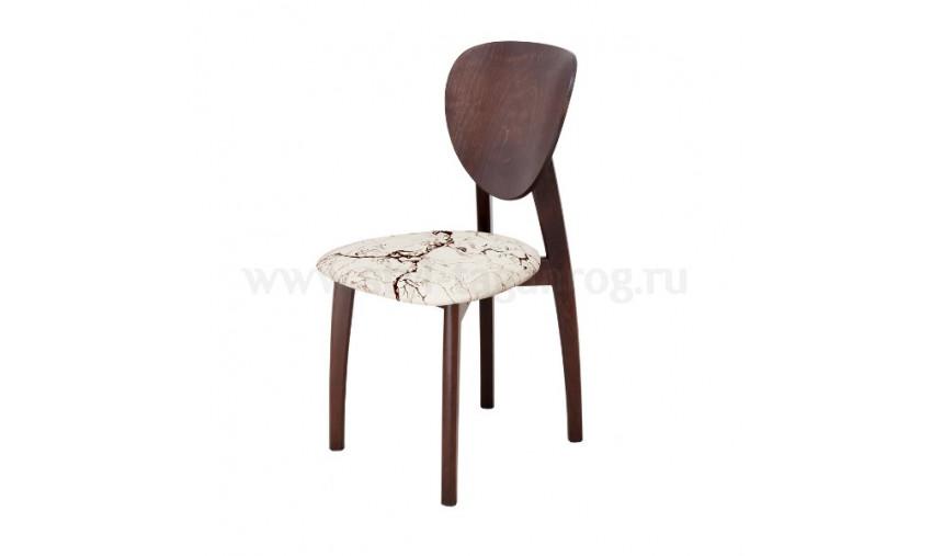 Деревянный стул Модерн мягкое сиденье
