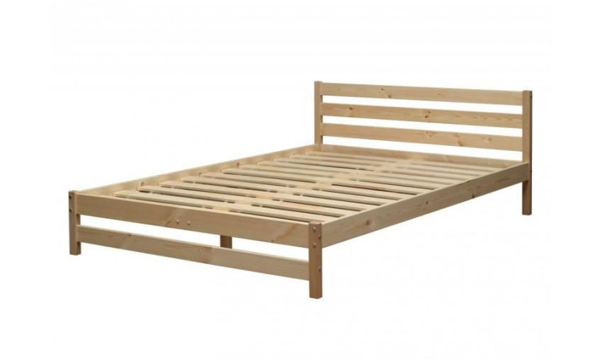 Кровать из массива дерева БЕР-10