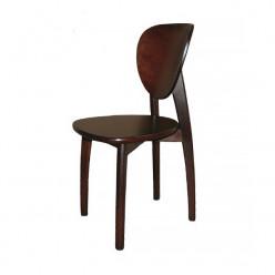 Деревянный стул Модерн твердое сиденье