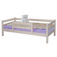 Детская кровать Соня с защитой по центру В4