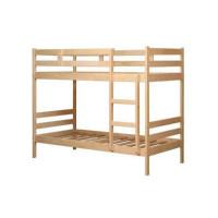 Деревянная двухъярусная кровать БЕР-12