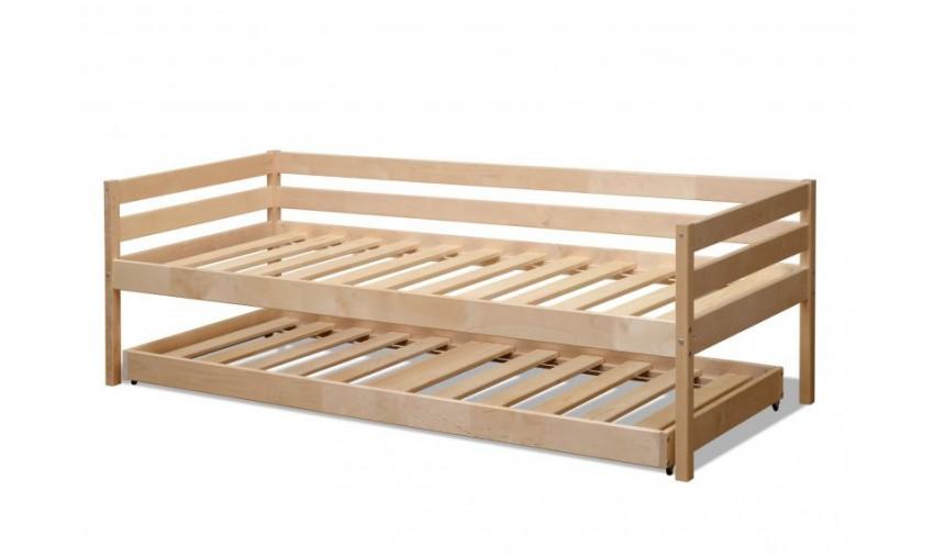 Деревянная кровать БЕР-13