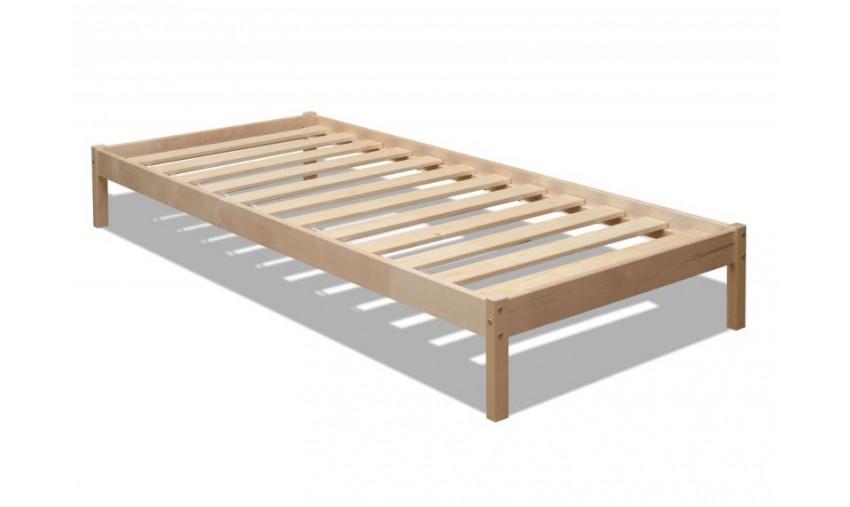Деревянная кровать БЕР-6