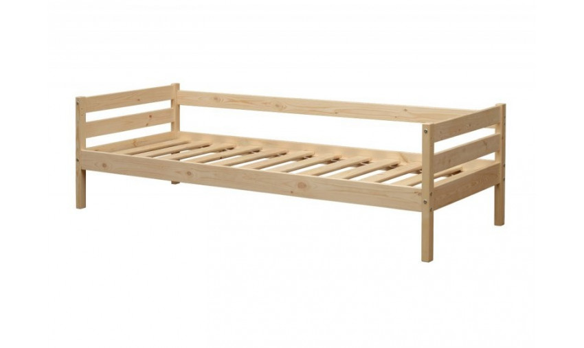 Деревянная кровать БЕР-9