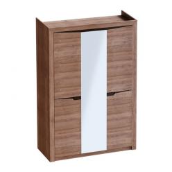 Шкаф 3-х дверный Соренто