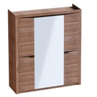 Шкаф 4-х дверный Соренто