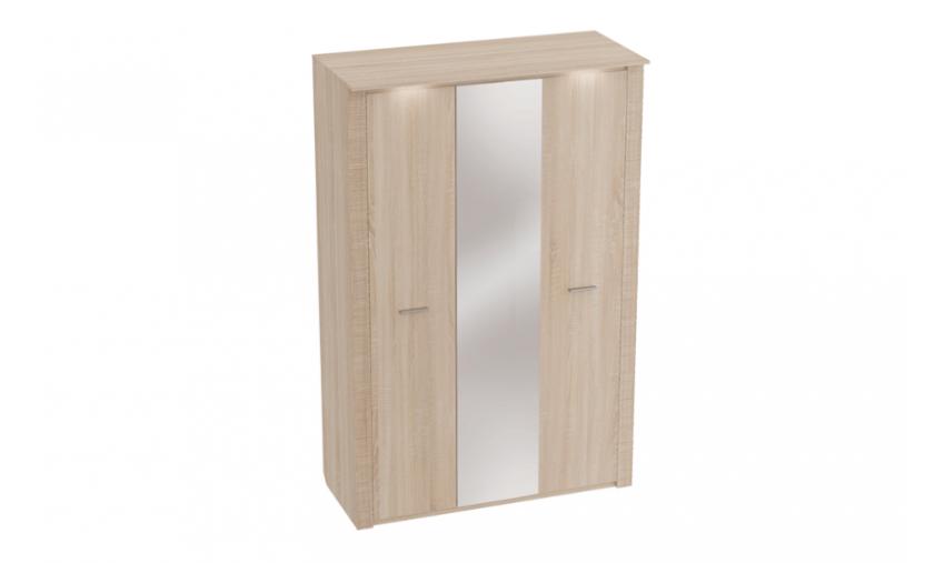 Шкаф 3-х дверный Элана