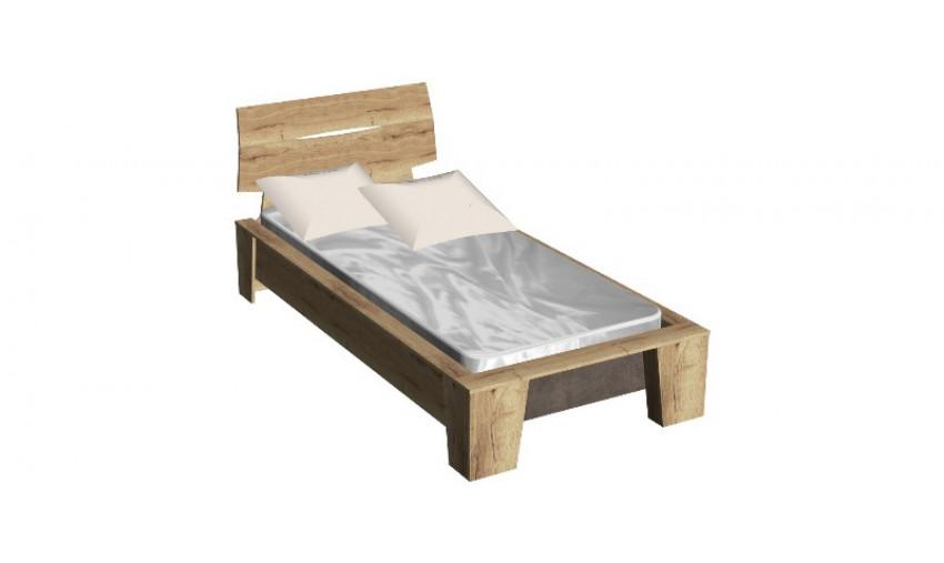 Кровать Стреза 90 с ортопедическим основанием