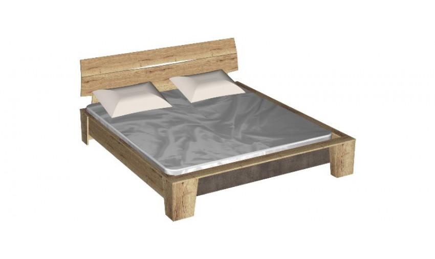 Кровать Стреза с ортопедическим основанием