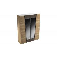 Шкаф 4-х дверный Стреза