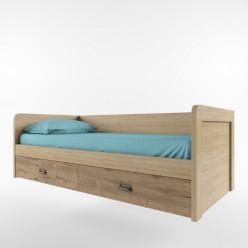 Кровать 90-2/D Дизель