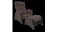 Кресло-глайдер Balance 2 с пуфом (Баланс)