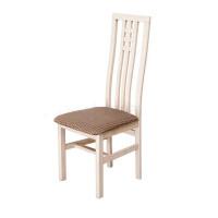 Деревянный стул Домино мягкое сиденье
