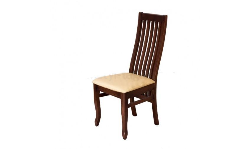 Стул деревянный Скиф мягкое сиденье