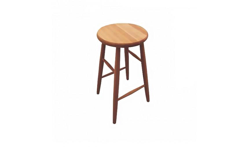 Табурет деревянный Шик барный