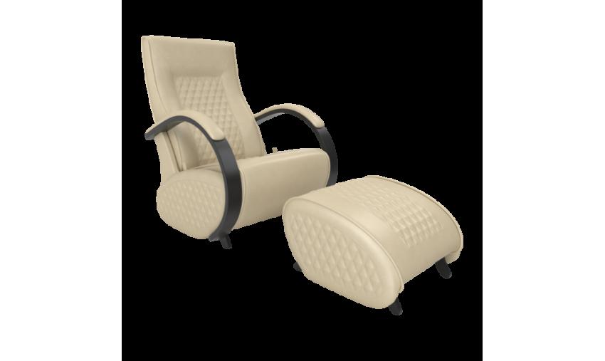 Кресло-глайдер Balance 3 С ПУФОМ (Баланс)