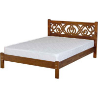 Кровать деревянная Алина-2