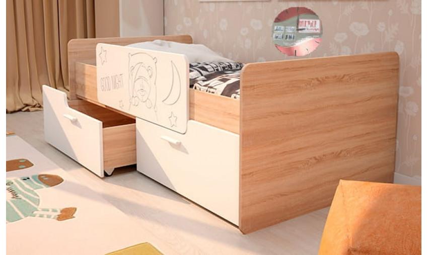 Кровать детская Умка