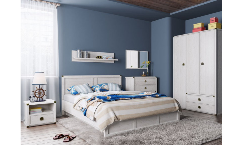 Спальня модульная Магеллан