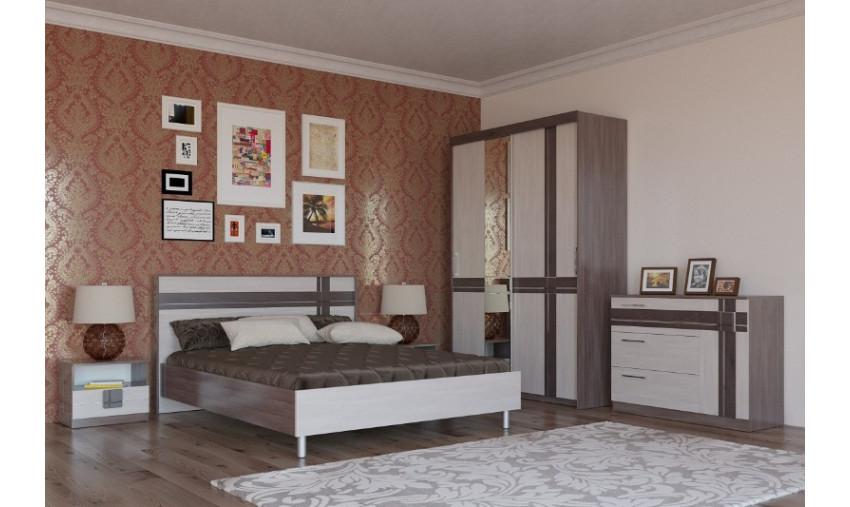 Спальня модульная Презент
