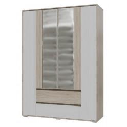 Шкаф 4-х дверный Мальта