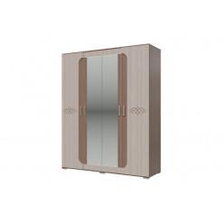 Шкаф 4-х дверный Пальмира
