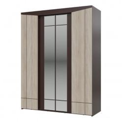 Шкаф 4-х дверный Парма