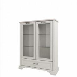 Шкаф с витриной 2V1SL Monako (Монако)