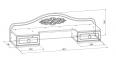 Полка Ассоль АС-37